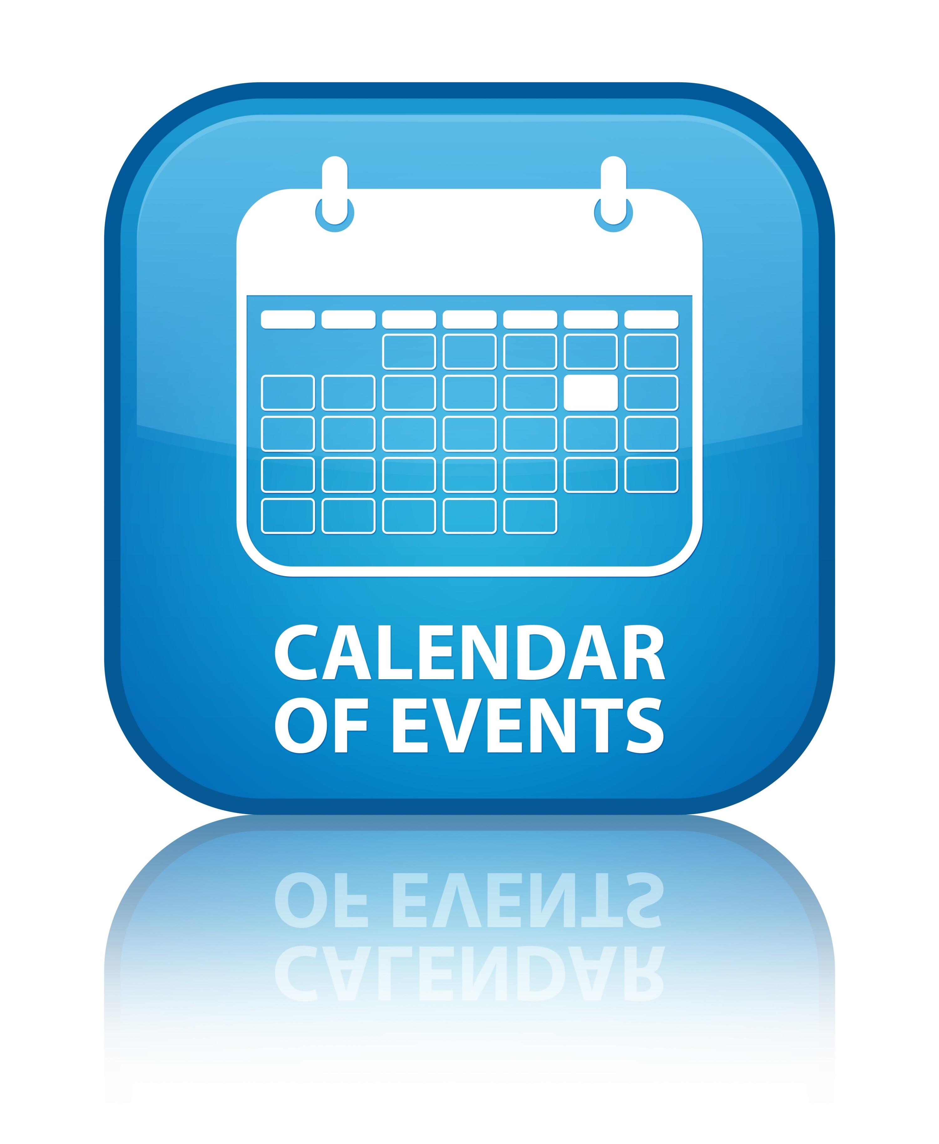 I miei prossimi eventi